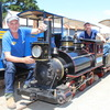 All Aboard for a new engine at Platform 1 image