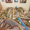 Working Miniature Model Railway image